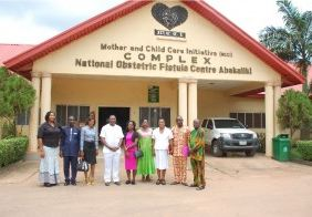 National Obstetrics Fistula Centre (NOFIC) Abakaliki repairs over 3000 fistula, 1000 prolapse patients - The Nigerian Voice