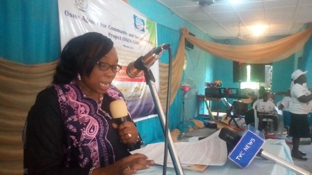 Oyetola alleviating poverty through Osun-CSDP - Abokede - The Nigerian Voice