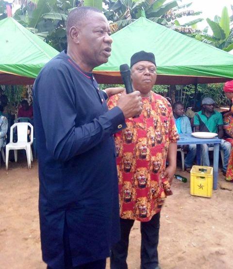 Keep Faith With Ihedioha, Ijeoma Urges Imo Citizens - The Nigerian Voice