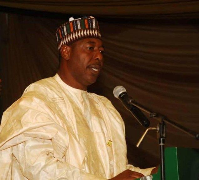 Zulum Inuagurates Borno State University Senate - The Nigerian Voice
