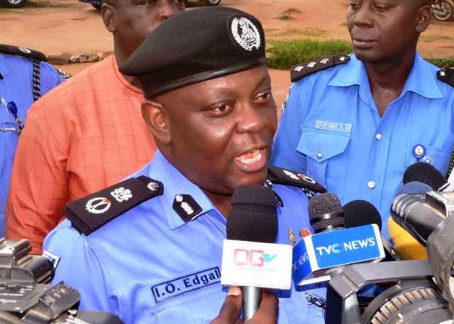 Edgal Imohimi resumes as Ogun CP - The Nigerian Voice