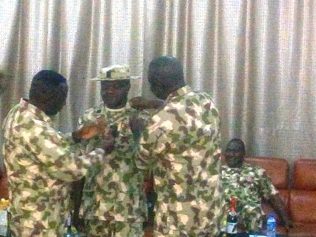 Theater Commander, GOCs Decorate 13 Newly Promoted Brigadier Generals in Maiduguri - The Nigerian Voice