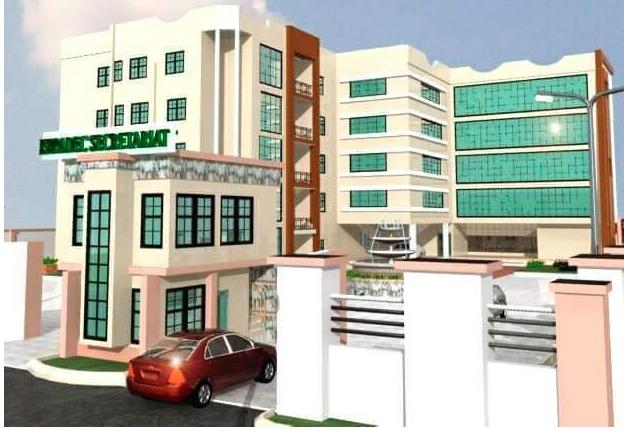 Hoodlums Storm ISOPADEC Complex Owerri; Cart Away Valuables and Money - The Nigerian Voice