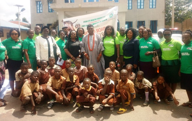 Eye Health Committee steps up efforts to curtail childhood blindness in Osun - The Nigerian Voice