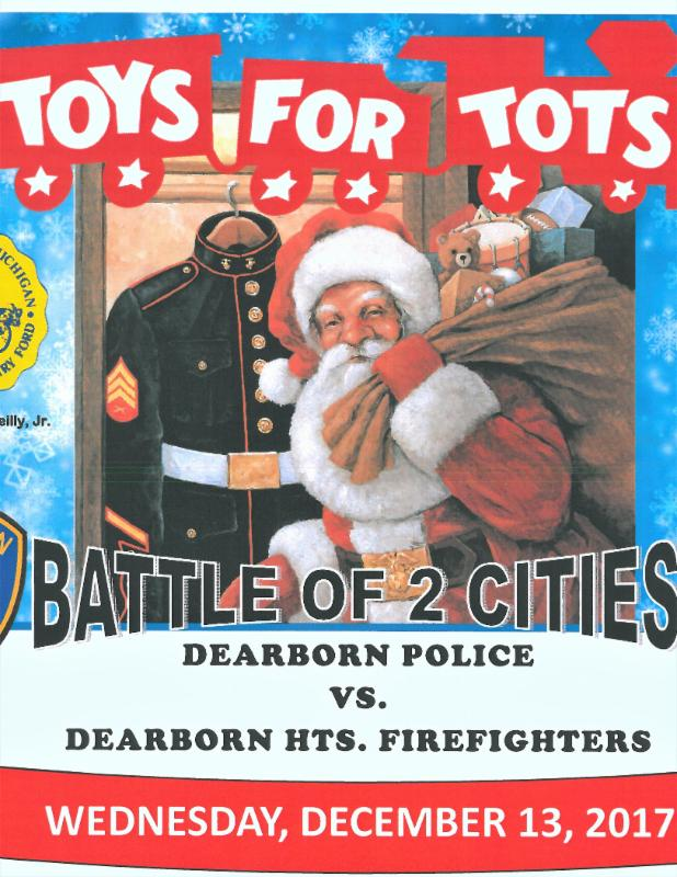 Toys For Tots Campaign : Ahrc encourages community participation in the toys for