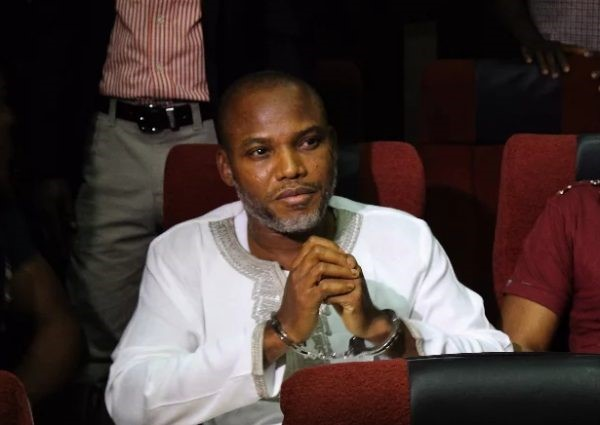 IPOB: Court declines to release Kanu, others on bail