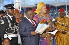 Southern Governors' Wives storm Ebonyi for exchange of ideas. - The Nigerian Voice