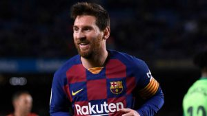 Messi becomes first in Spanish football history to score 500 goals