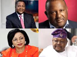 Forbes 2020 World's Richest Rankings Released: Only 4 Nigerians Make Exclusive Billionaires List