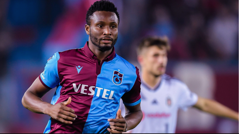 JUST IN: Why I Left Trabzonspor - Mikel Obi