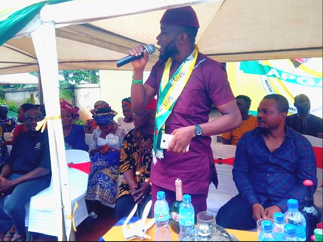 APGA Youth Leader In Imo State Joins APC