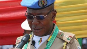 peace corps commandant
