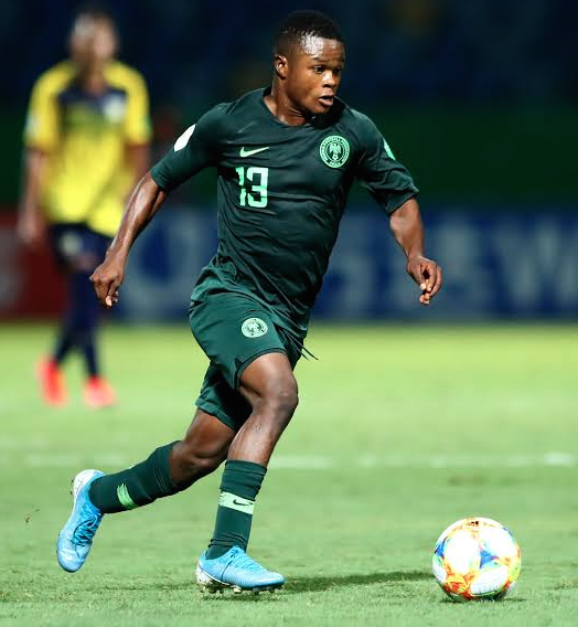 Nigerian Youngster Signs For Zlatan Ibrahimovic's Hammarby