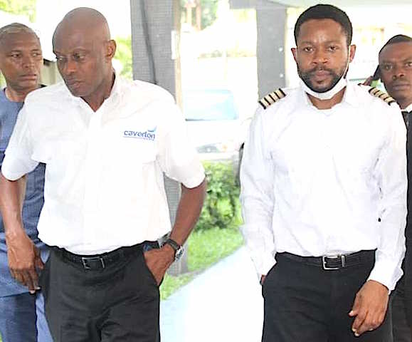 Port Harcourt Court Grants bail To Two Caverton Helicopters Pilots