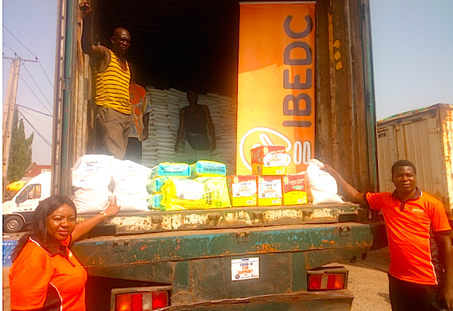 COVID-19: IBEDC donates N10 million relief materials to Osun
