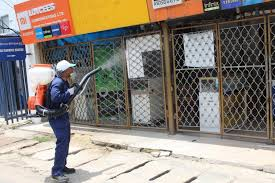 Covid 19: Ebonyi fumigates markets, public facilities. - The Nigerian Voice