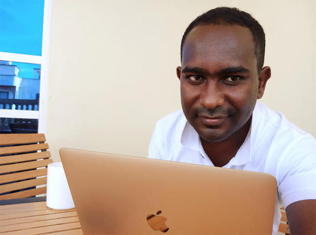 Somali journalist Abdalle Ahmed Mumin says there is 'nobody to trust' for COVID-19 information