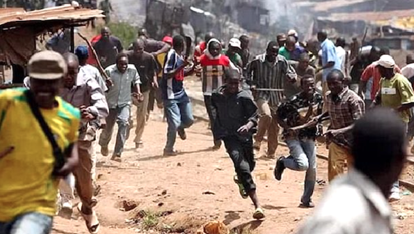 Two killed, properties destroyed in a communal clash in Ebonyi. - The Nigerian Voice