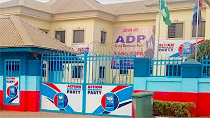 Lagos East Senate Bye Election: We will participate, calls on intrested public to apply. - ADP - The Nigerian Voice