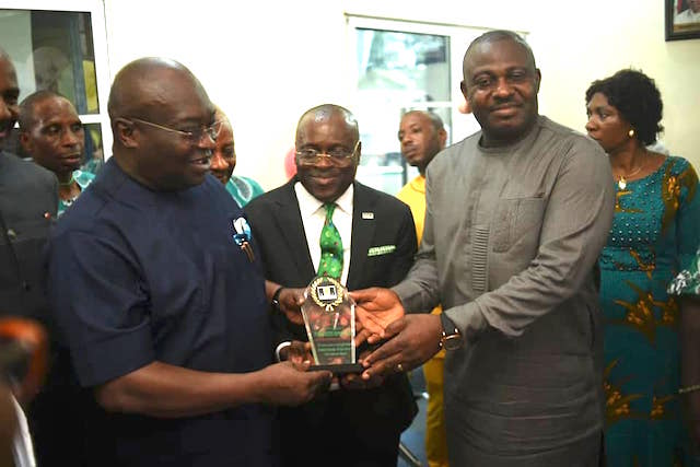 Imo, Abia Govts. Partner On Agriculture - The Nigerian Voice