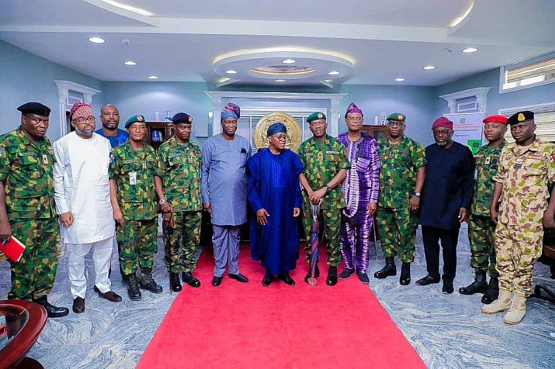 Osun insecurity: Military to step in - The Nigerian Voice