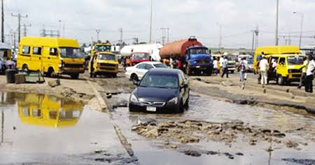 Need for Urgent Action on Deplorable Roads in Lagos State - The Nigerian Voice