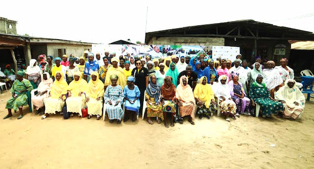 Widows' Day: CBA Foundation empowers widows in Lagos - The Nigerian Voice
