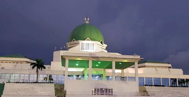 Illuminati Hijacks NASS, Nigeria's Parliament