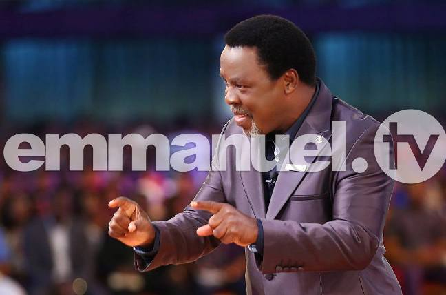 T b  Joshua Rebukes The Rich In Fiery Sermon – ECG News
