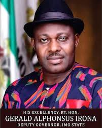 Imo Local Content Policy Underway- Dep. Governor - The Nigerian Voice