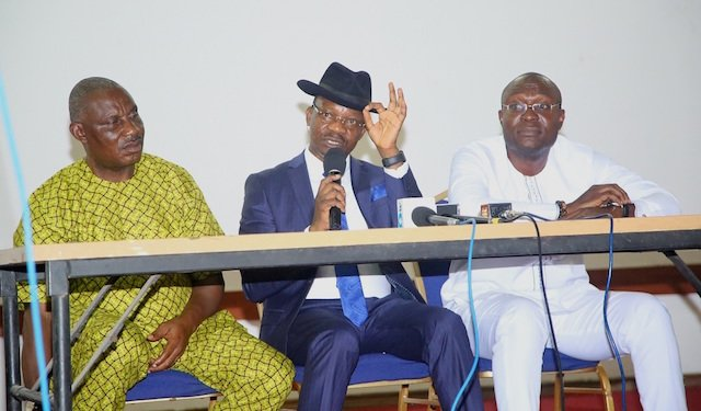 Delta Government To Establish Two Schools In Asaba, Laments State Of Federal Roads - The Nigerian Voice
