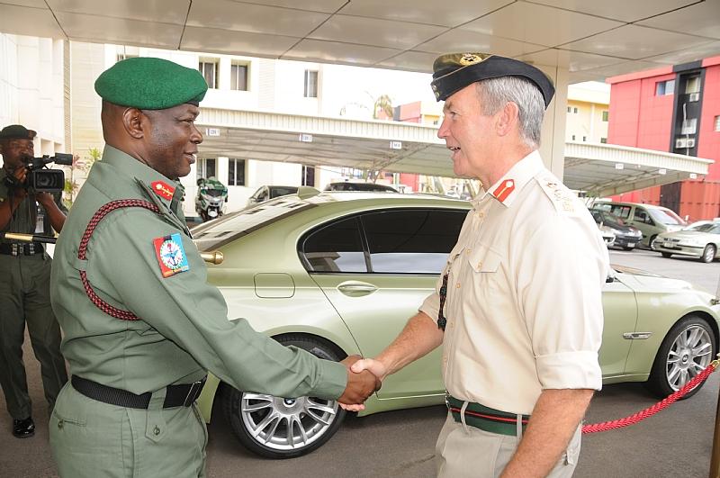nigeria and britain relationship