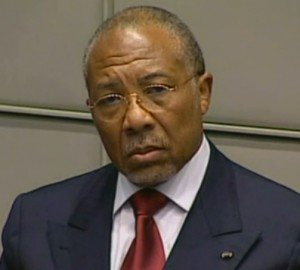 Former Liberian Warlord, Charles Taylor Gets 50-Year Jail Term