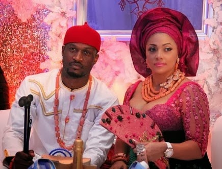 Lola Omotayo explains why she married Psquare's Peter despite age difference