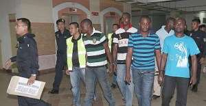 Malaysia Police Arrest Five Nigerians For Brutal Murder of a Fellow Nigerian