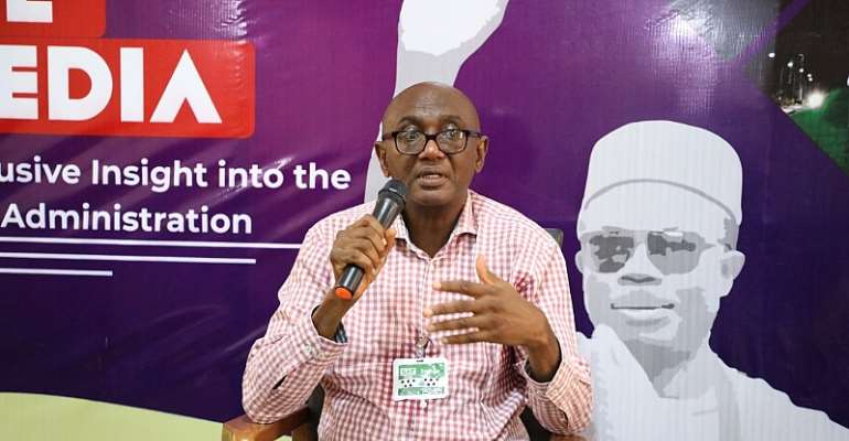 Barr Chike Maduekwe (CEO Anambra Physical Planning Board)