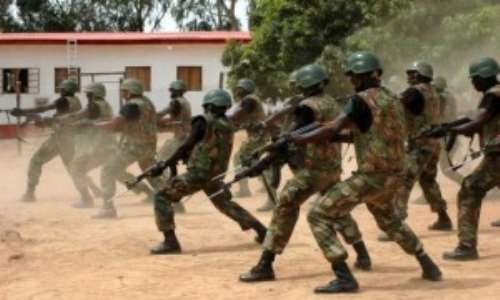 Image result for Army commences operation ''Crocodile Smile 4'' in Niger Delta