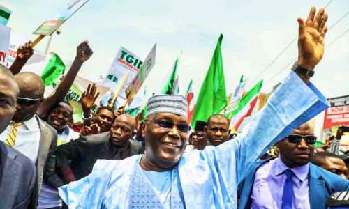Image result for At PDP, Atiku Presidential Campaign In Osun state (See Photos)