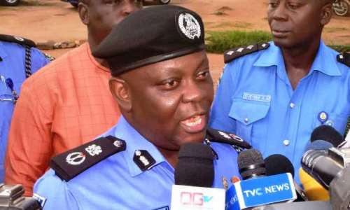 Image result for Edgal Imohimi assumes office as Ogun CP