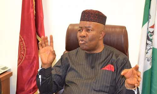 NDDC: Why They Are After Me – Senator Akpabio