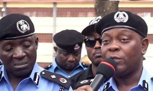 Kidnappers Of A Police DSP And A 7 Year Old Girl In Lagos: 1