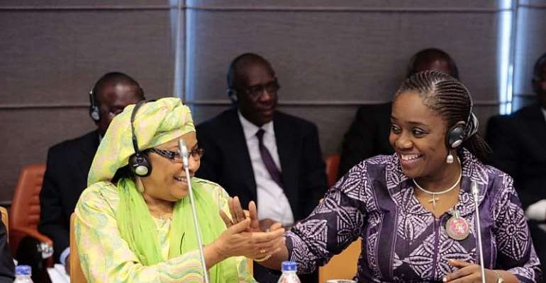 Image result for UN appoints Adeosun into Pension Fund's committee