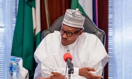Image result for buhari minimum wage