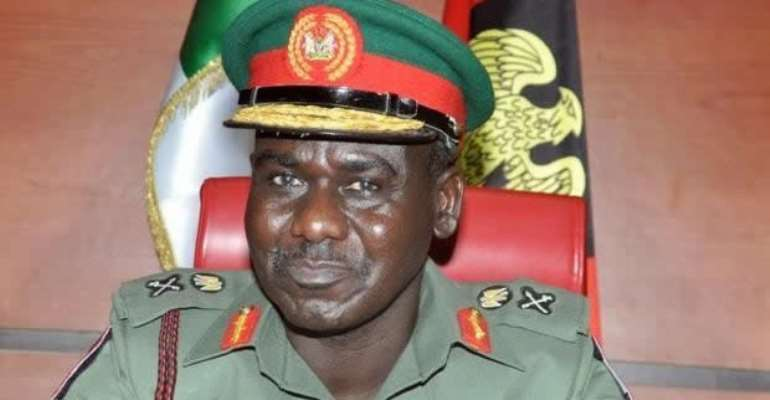Human rights critical to insurgency fight- Buratai
