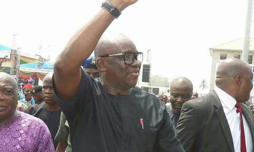Ayo Fayose, Clement Watershed And The Christmas Cloth Invective ...
