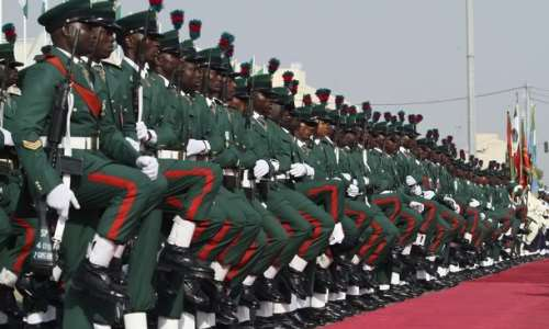 The Need To Re-equip The Nigerian Armed Forces