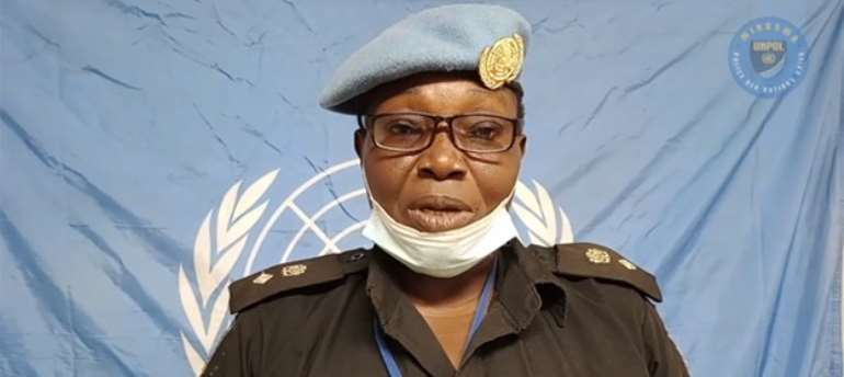 Chief Superintendent Catherine Ekwutosi Ugorji.