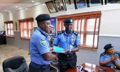 New Police Commissioner Takes Over Delta State Police Command