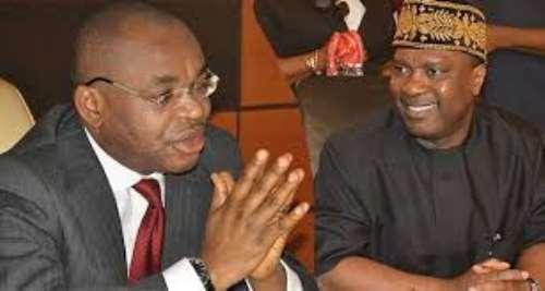 Go Peacefully, Abe Admonishes Akwa Ibom Governor