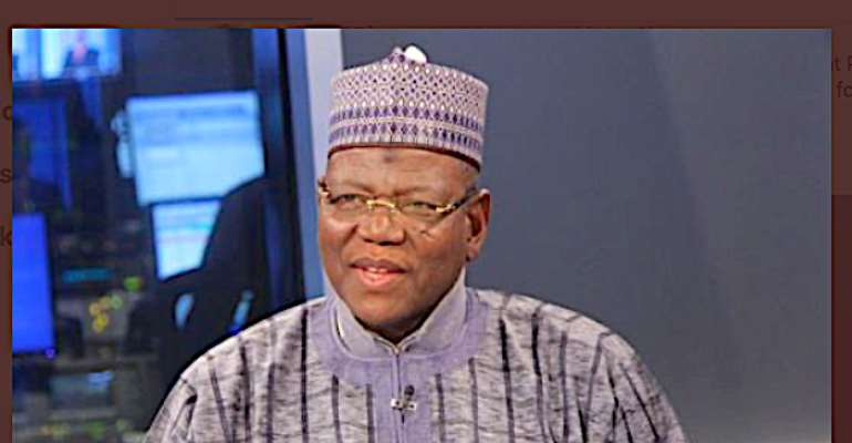 Dr Sule Lamido (former governor of Jigawa State)